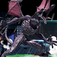 Super Smash Bros Ultimate - Ridley
